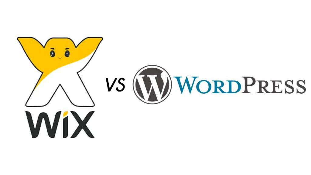 wix ou wordpress seo site internet
